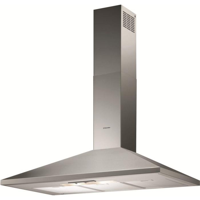 electrolux efc90151x 90cm chimney cooker hood stainless. Black Bedroom Furniture Sets. Home Design Ideas