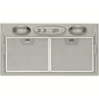 electrolux efg50022s 52cm canopy cooker hood grey. Black Bedroom Furniture Sets. Home Design Ideas