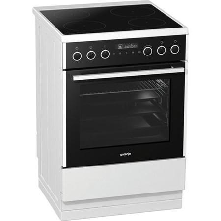 Gorenje Ei647a21w2 496936 60cm Wide Electric Cooker With