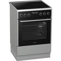 Gorenje EI647A21X2 496934 60cm Wide Electric Cooker With Multifunction Oven And Induction Hob Stainless Steel