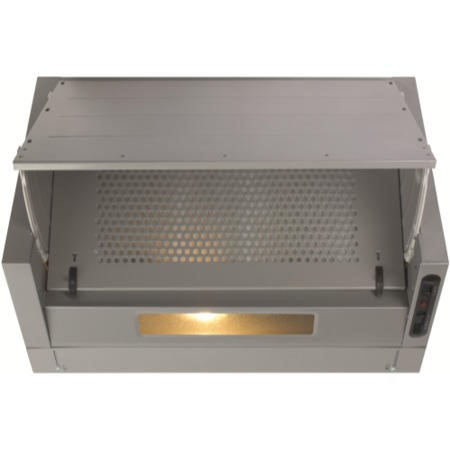 CDA EIN60SI Integrated Cooker Hood For 60cm Cabinet
