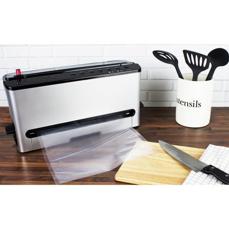 electriQ Food Saver Vacuum Sealing Machine
