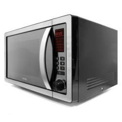 ElectriQ 25 L Combination Freestanding Digital 900w Microwave Oven Black and Stainless Steel