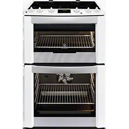 Electrolux EKC6461AOW 60cm Electric Cooker in White