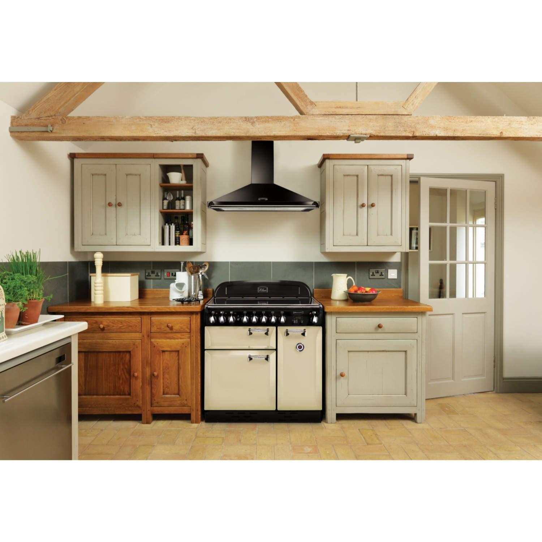 Rangemaster 75190 Elan 90cm Electric Range Cooker With