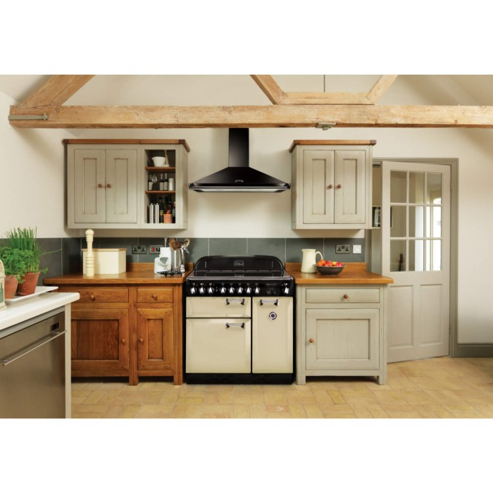 Rangemaster 75190 Elan 90cm Electric Range Cooker With