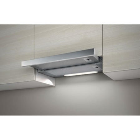 Elica ELITE14-60 60cm Slide-away Cooker Hood Stainless Steel