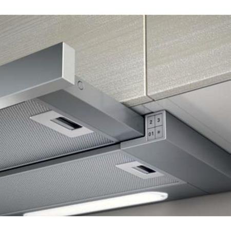 elica elite1490 elite 14 90cm slide away cooker hood stainless steel appliances direct. Black Bedroom Furniture Sets. Home Design Ideas