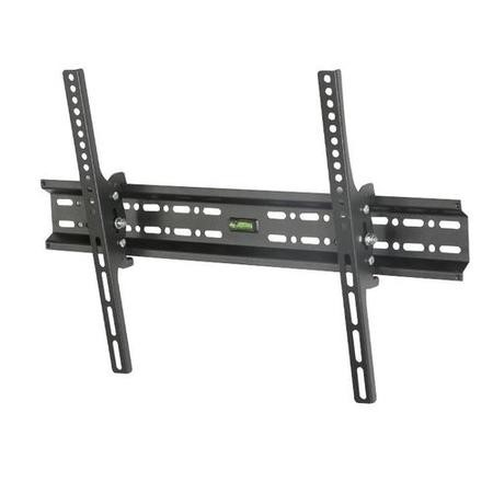 "electriQ Super Slim Tilting TV Wall Bracket for TVs up to 86"" with VESA up to 600 x 400mm and 60kg Load"