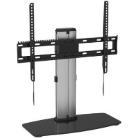 electriQ Table Top TV Pedestal Stand for TVs up to 65