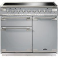 Rangemaster 100180 Elise 100 Electric Range Cooker With Induction Hob - Stainless Steel