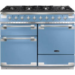 Rangemaster 94230 Elise 110cm Dual Fuel Range Cooker In China Blue
