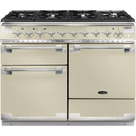 Rangemaster 94210 Elise 110cm Dual Fuel Range Cooker In Cream