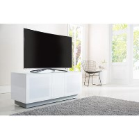 Alphason EMT1250XL-WHI Element XL Modular TV Stand for up to 60
