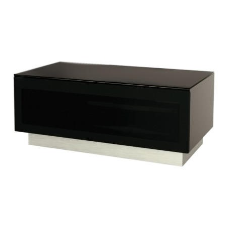 Alphason Element EMT850CB-BLK Black TV Cabinet - Up to 37 Inch