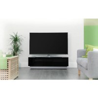 Alphason EMTMOD1250-BLK Element Modular TV Cabinet for up to 60