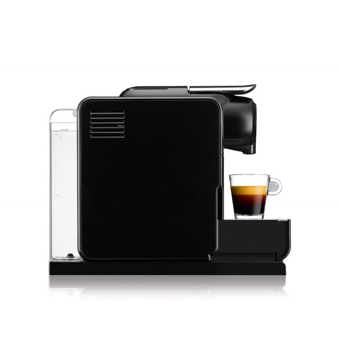 de longhi en550 b nespresso lattissima touch espresso coffee machine black appliances direct. Black Bedroom Furniture Sets. Home Design Ideas