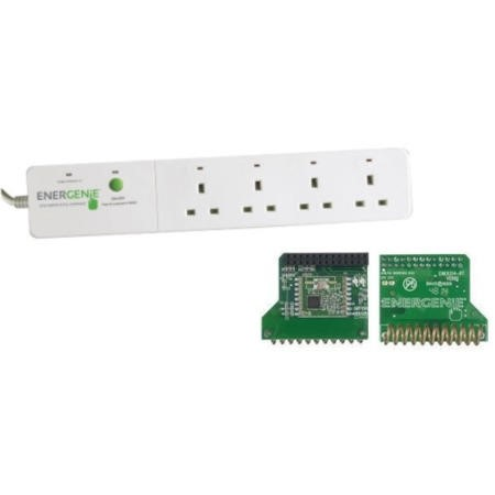 Elgato Two way Pi-mote with 4 Gang Extension Lead
