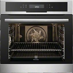 Electrolux Display EOC5741AOX Built-in Electric Single Oven In Stainless Steel With Anti-fingerprint Coating