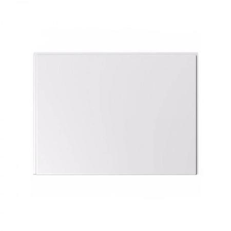 Bath End Panel 800 x 510 White High Gloss 750/700