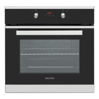 ElectriQ 60cm Electric Built-in Multifunction Stainless Steel Oven