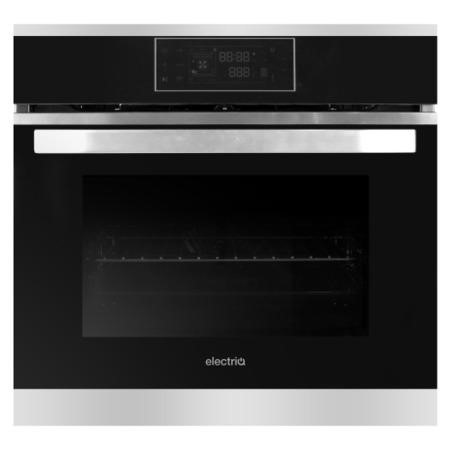 ElectriQ 60cm Electric Multifunction Touch Control Built-in Oven Stainless Steel