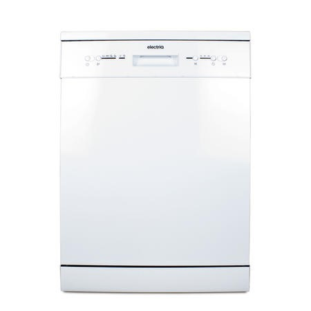 electriQ 14 Place Freestanding Dishwasher - White