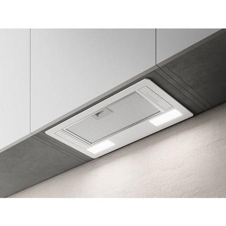 Elica ERA-LUX-SS-60 54cm Deluxe Canopy Cooker Hood - Stainless Steel