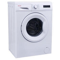 Sharp ES-FA6123W2 6kg 1200rpm Freestanding Washing Machine White