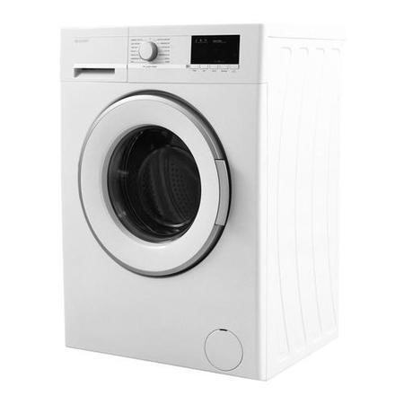 Sharp ES-GFB8144W3 8kg 1400rpm DoubleJet Freestanding Washing Machine White