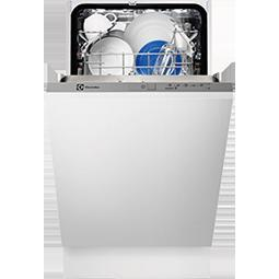 Electrolux ESL4200LO 9 Place Slimline Fully Integrated Dishwasher