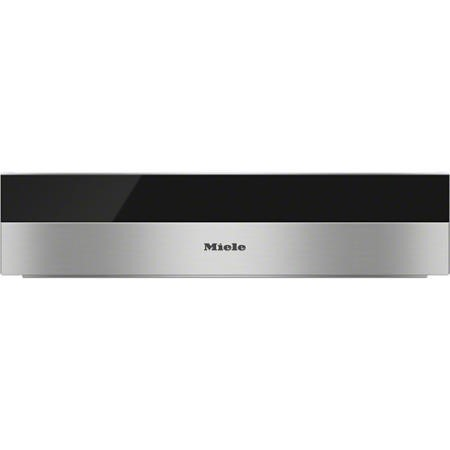 Miele ESW6114clst ESW 6114 Touch Control Push-to-open Food And Crockery Warming Drawer With Slow Cook Function - CleanSteel