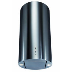 CDA EVC4SS 40cm Cylinder Cooker Hood Stainless Steel