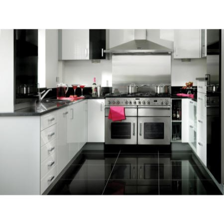 Rangemaster 81020 Excel 110cm Electric Range Cooker With Ceramic Hob - Ivory