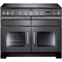 Rangemaster EXL110EISLC Excel 110cm Electric Range Cooker With Induction Hob Slate