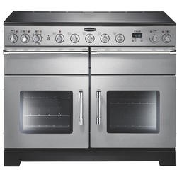 Rangemaster 97420 Excel 110cm Electric Range Cooker With Induction Hob - Stainless Steel