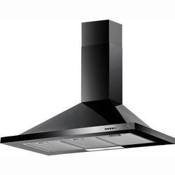Baumatic F100.2BL Black 100cm Chimney Cooker Hood