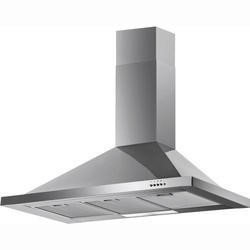 Baumatic F100.2SS 100cm Chimney Cooker Hood Stainless Steel