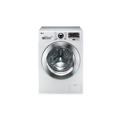 lg f12a8tda direct drive 8kg 1200rpm freestanding washing machine white appliances direct. Black Bedroom Furniture Sets. Home Design Ideas