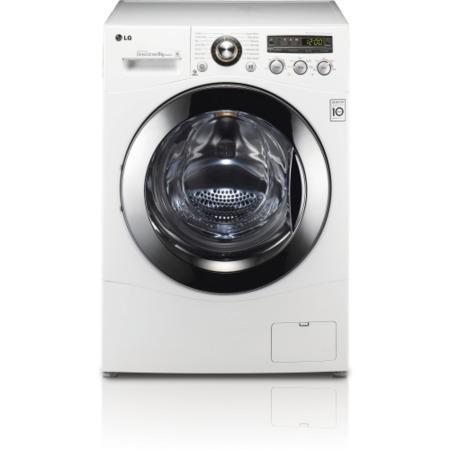 lg f1481td direct drive 8kg 1400rpm freestanding washing machine white appliances direct. Black Bedroom Furniture Sets. Home Design Ideas