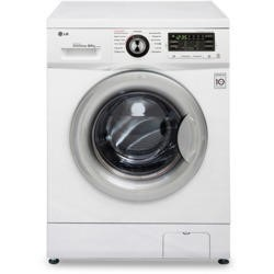 GRADE A2 - LG F1496AD1 Direct Drive 8kg Wash 4kg Dry 1400rpm Freestanding Washer Dryer White