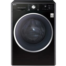 LG F14U2TCN8 Direct Drive 8kg 1400rpm Freestanding Washing Machine Black