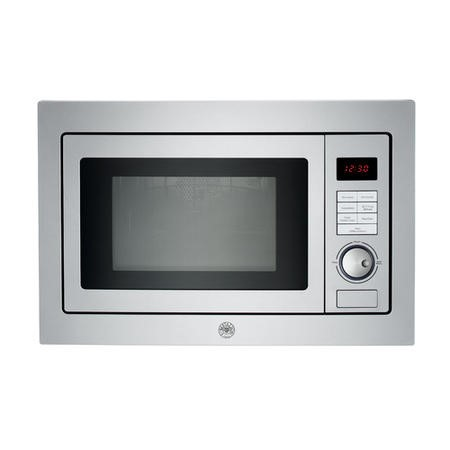 Bertazzoni F457PROMWSX Professional 25L Built-in Combination Microwave Oven - Stainless Steel