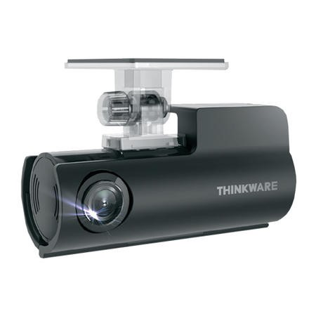 Thinkware F50 Full HD GPS Dash Cam - 8GB SD Card with In-Car Charger