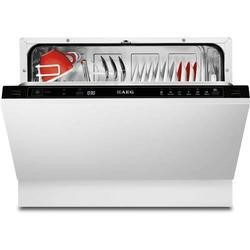 AEG F55210VI0 6 Place Compact Fully Integrated Dishwasher