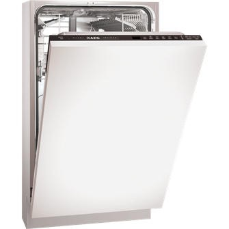 AEG F55402VI0P 9 Place Slimline Fully Integrated Dishwasher