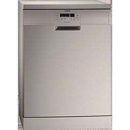 AEG F56302M0 13 Place Freestanding Dishwasher Stainless Steel