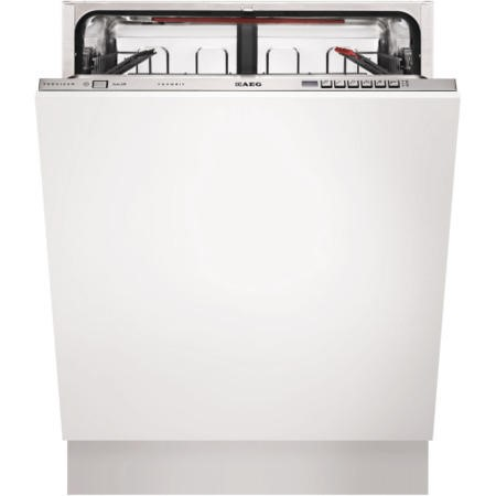 AEG F66602VI0P 13 Place Fully Integrated Dishwasher