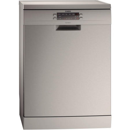 AEG F66609M0P Stainless Steel 13 Place Freestanding Dishwasher