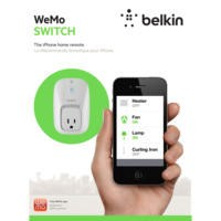 Belkin F7C027uk WeMo Switch